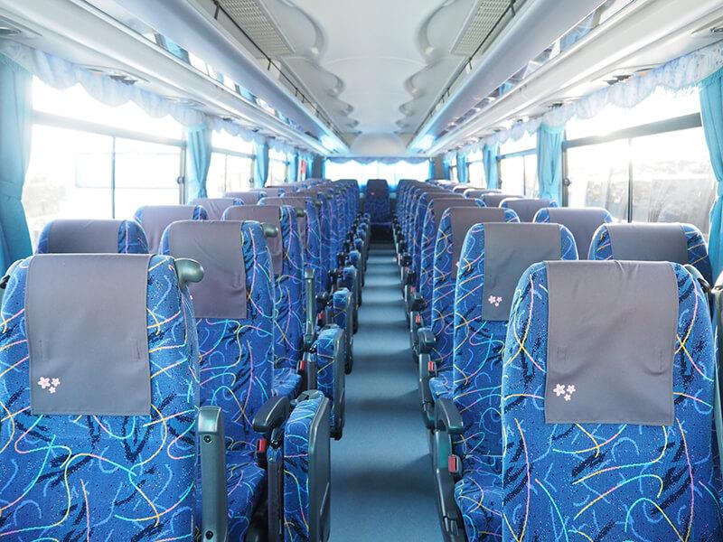 貸切バスのイメージ